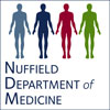 Nuffield department of Medicine logo